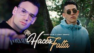 Смотреть клип Marko Silva Ft. Lenny Tavarez - Me Haces Falta