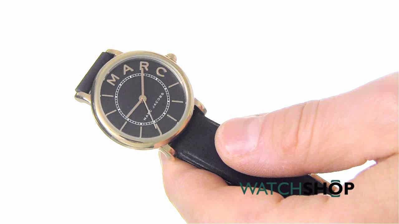 5dfa34bbf79 Marc Jacobs Ladies  Classic Mini Watch (MJ1539) - YouTube