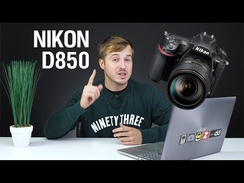 Зеркальный фотоаппарат Nikon D850 Body - технические характеристики
