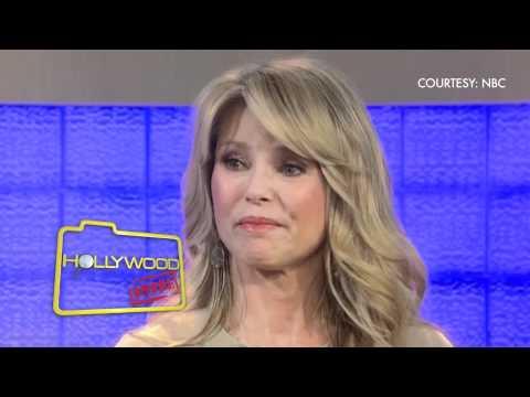 christie brinkley cries on today show hollywood intel hollywoodintel gossip celeb news