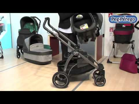 Peg Perego 2014 Book Pop Up Stroller