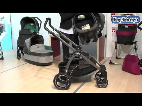Peg Perego 2014 Book Pop Up Stroller