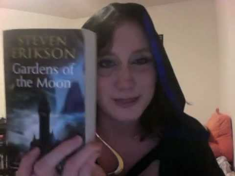Ink Splattered Reviews Gardens Of The Moon Youtube