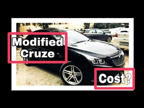 Chevrolet Cruze/modified Cars/cruze Modified/cruze Modified In India/cruze Car/Audi Tailights