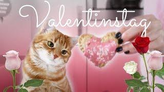 Gefüllte Herzkekse VEGAN mit vielen Varianten - Valentinstag Geschenkidee  | funnypilgrim