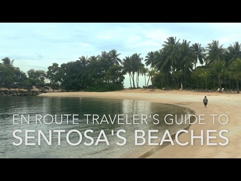 Guide to Sentosa Island's Beaches