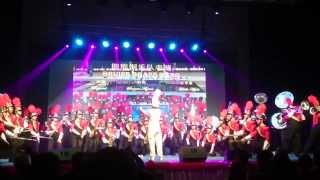 Riam Road Secondary School Brass Band - Little Apple (小苹果)