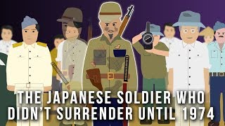 The WWII Japanese Soldier Who Didn't Surrender Until 1974 thumbnail