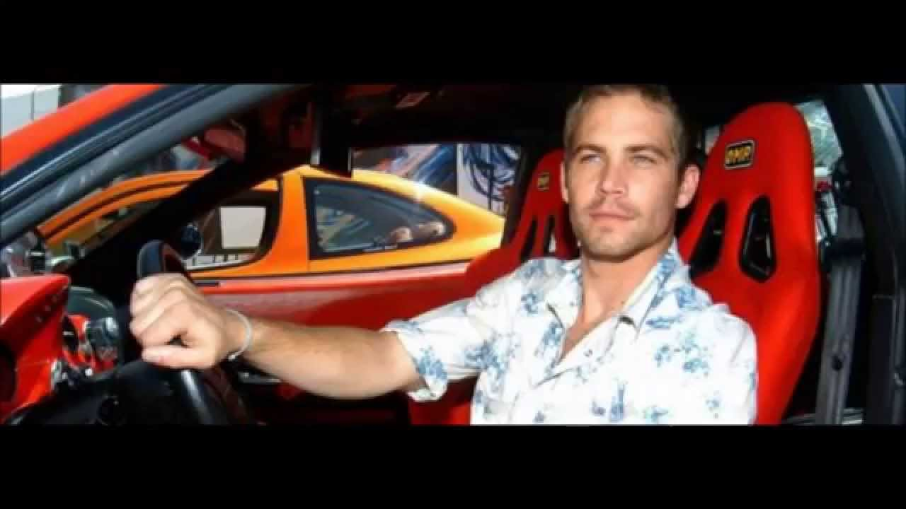 hommage paul walker mort dans un accident de voiture. Black Bedroom Furniture Sets. Home Design Ideas