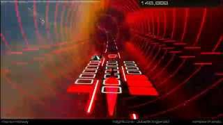 Audiosurf 2 : Nightcore - Jubel [ Klingande ] (HD)