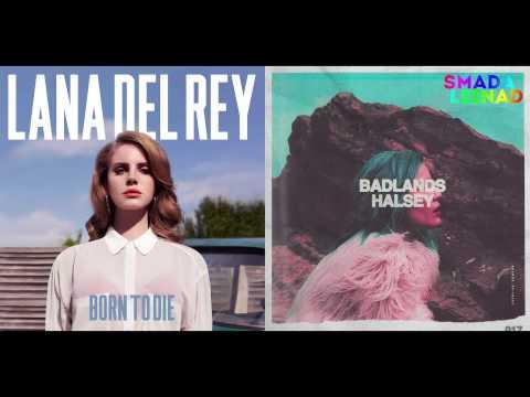 Lana Del Rey Vs. Halsey - National Americana