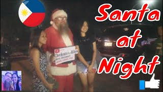 Christmas Pictures with Santa  Can a Brownout Stop Santa  Birthday Party for Lola  In The Dark