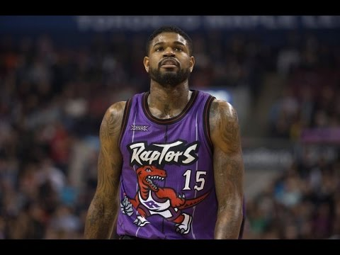 Amir Johnson Raptors 2015 Season Highlights