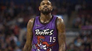 Amir Johnson Raptors 2015 Season Highlights