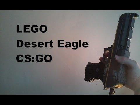 LEGO Desert Eagle  Conspiracy  CS:GO