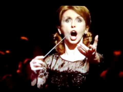 "BBC Maestro Jane Asher "" Zadok The Priest"""