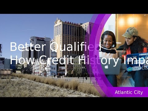 Atlantic City New Jersey-Credit Score-Credit History-Credit Experts