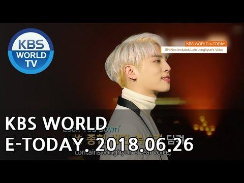 KBS WORLD e-TODAY [ENG/2018.06.26]