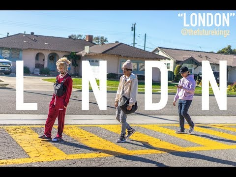 """London"" - The Future Kingz (Official Music Video)"
