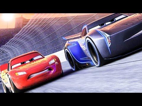 CARS 3 Trailer & Film Clips (2017)