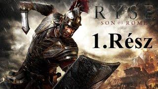 Ryse: Son of Rome Végigjátszás 1.Rész (PC) - A Barbárok Támadása