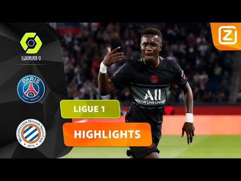 GUEYE RAMT DE BAL KEIHARD BINNEN! 💥🥅   PSG vs Montpellier   Ligue 1 2021/22   Sa