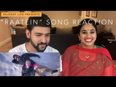 Raatein Song Reaction | Shivaay| Ajay...