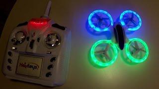 Drone + LEDs = Awesome! - HAK 905
