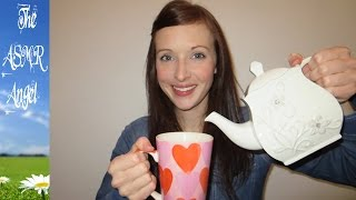 Asmr Whispered Unboxing A Tea Set From The Usa
