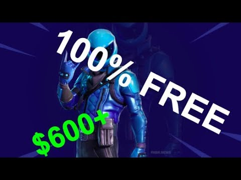 How To Get The Rare 600 Honor Guard Skin For Free In