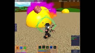 Roblox Elemental BattleGrounds: 1V1 PT:3