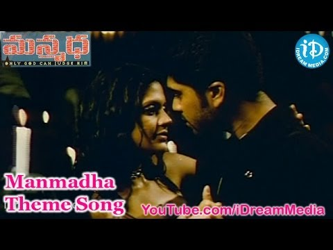 Manmadha Movie Songs - Manmadha Theme Song - Simbu - Jyothika - Sindhu Tonali
