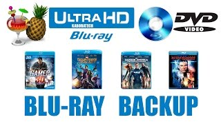 Video How to Rip a DVD or Blu-Ray Movie download MP3, 3GP, MP4, WEBM, AVI, FLV November 2017