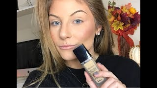 DIORSKIN FOREVER FOUNDATION FIRST IMPRESSION + REVIEW | Is It Worth The Money? | Lacie Johnson