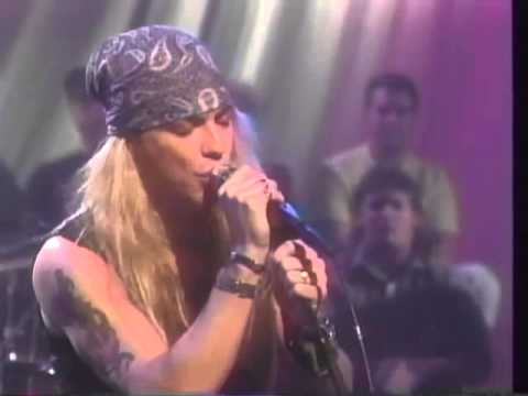 Poison - Your Mama Don't Dance (MTV Unplugged 1990)