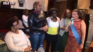 """Marie Louise Sibazuri (Afrique en Livre) """"Télé SPI"""""""
