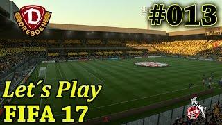 FIFA 17 Karrieremodus[HD][PS4] Dynamo Dresden gegen den 1.FC Köln #013
