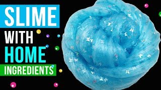 NO GLUE HOME INGREDIENT SLIME RECIPES, Body Lotion Slime Test, Slime Masters