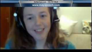 Hermaphrodite Maya Posch discriminated against in Netherlands