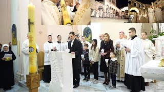 Split: Proslava Svijećnice