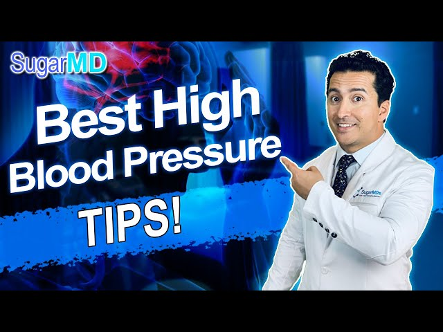 How to Lower Blood Pressure NATURALLY WITHOUT Drugs! (2020)