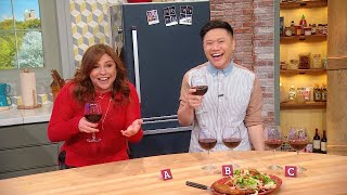 Basic To Bougie Co-Host Timothy DeLaGhetto & Rachael Try To Guess The Most Expensive Wine