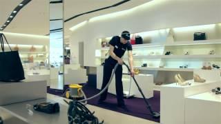Поддерживающая уборка помещений от клининговой компании «Ронова»(, 2013-06-18T04:45:01.000Z)