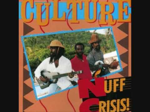 Culture - Nuff Crisis - Don't Cry Sufferer