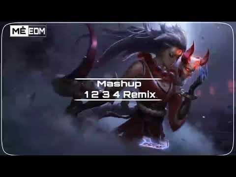 Nightcore-Mashup 1234 Remix | Nhạc Moba Việt 2019 | Mê EDM