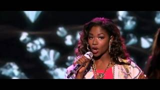 Amber Holcomb - Love on Top - Studio Version - American Idol 2013 - Top 6