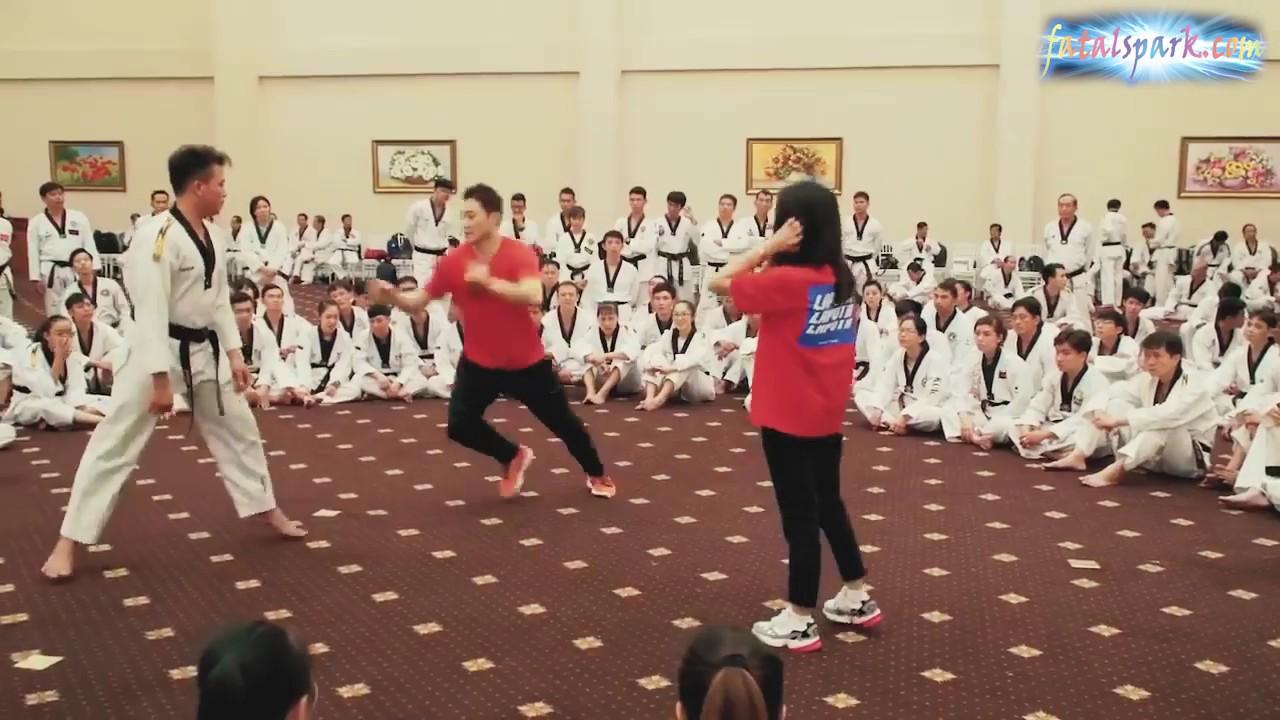 Download DK Yoo vs Taekwondo Master