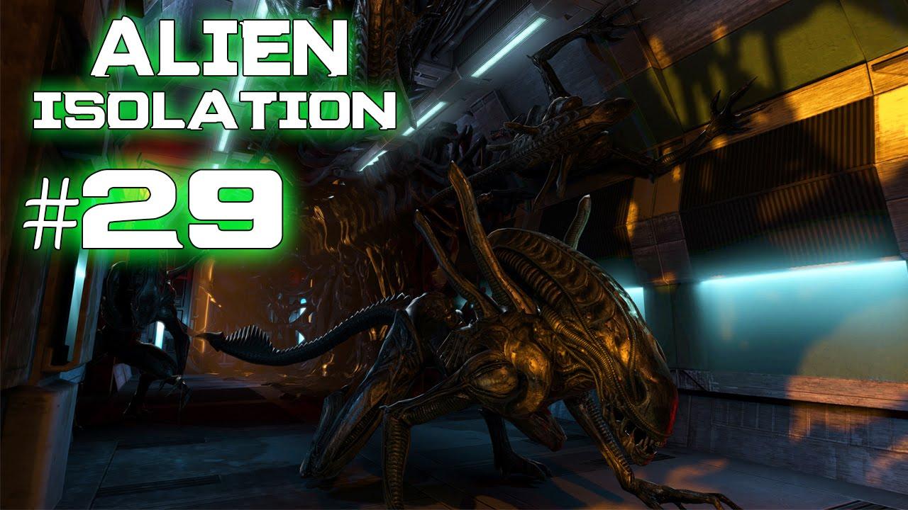 Alien Gangbang alien gangbang! - [pt.29] alien: isolation