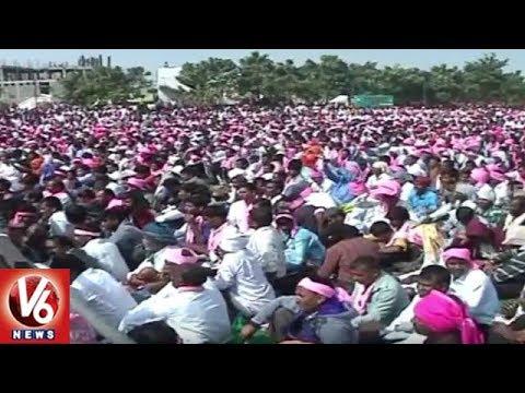 Banjaras Hold 'Lambadi Shankaravam' Meeting At Saroornagar Stadium In Hyderabad   V6 News