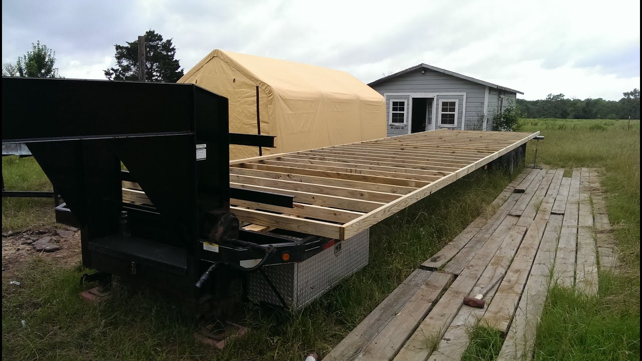 Tiny house mansion episode 2 trailer expansion youtube for Tiny house mansion
